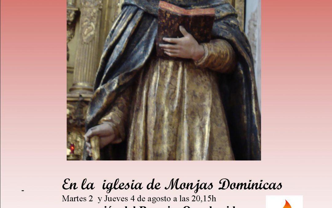 Santo Domingo en Segovia