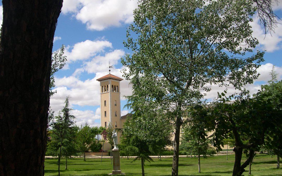 Monasterio Hermanas Clarisas Cantalapiedra en Salamanca